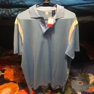 Men's polo. Dry fit. New with tags